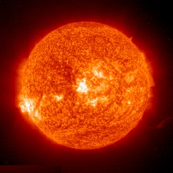 The Sun, courtesy of NASA